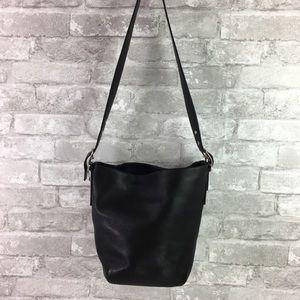 Coach Legacy Soho Black Leather Shoulder Bag
